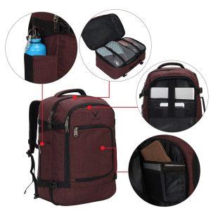tout neuf d76bb 9fa8b Sac à dos cabine : Un bagage pour un voyage en avion -